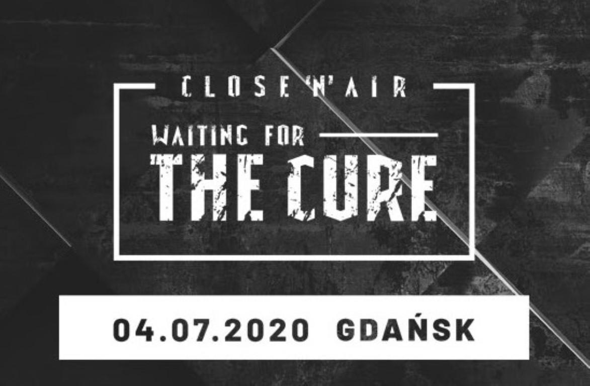 The Cure nie zagra. Zagrają The Cure! Impreza w Gdańsku, a dla Was specjalne wejściówki!