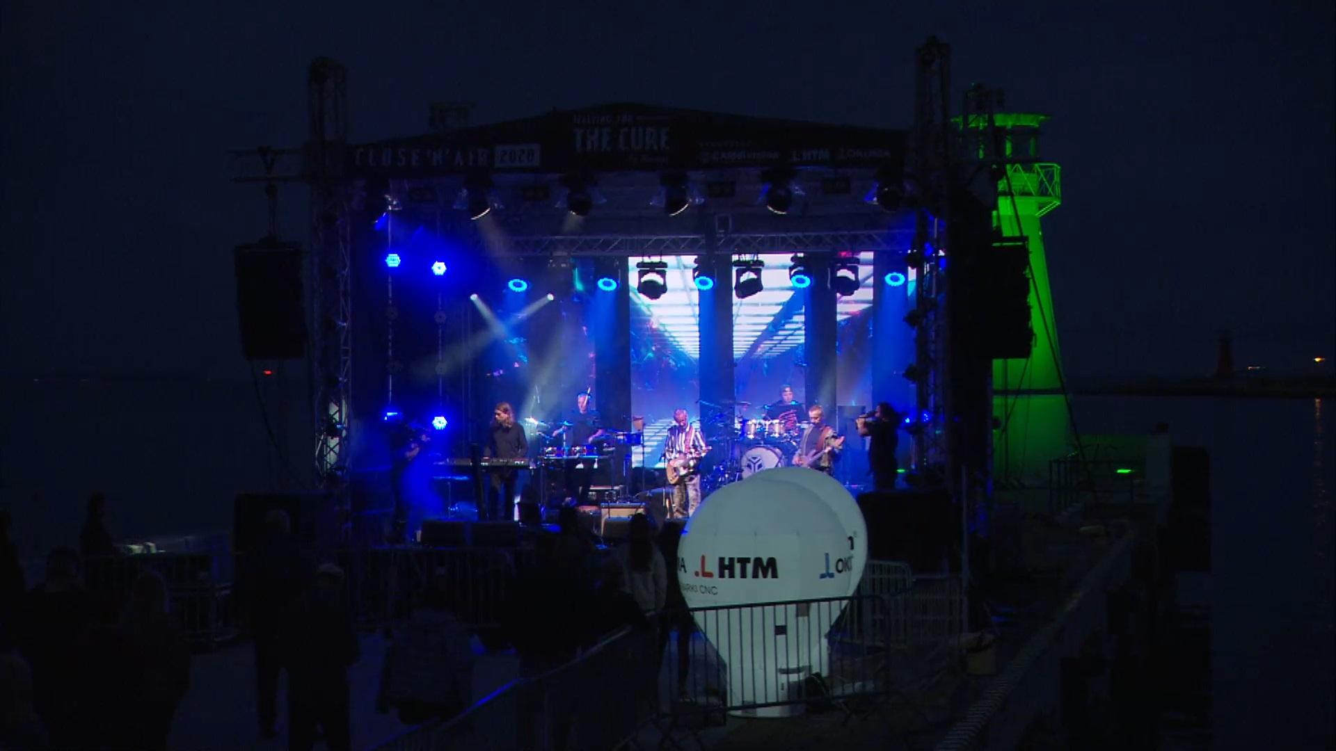 Zobacz jeszcze raz wyjątkowy koncert CLOSE'N'AIR 2020: Waiting for The Cure